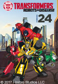 Transformers: Robots in Disguise - odc. 24