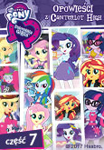 My Little Pony: Equsteria Girls 7 - Opowieści z Canterlot High