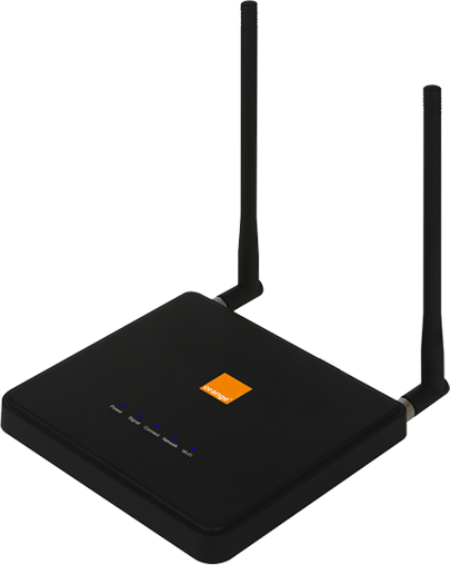 router Axesstel MV650