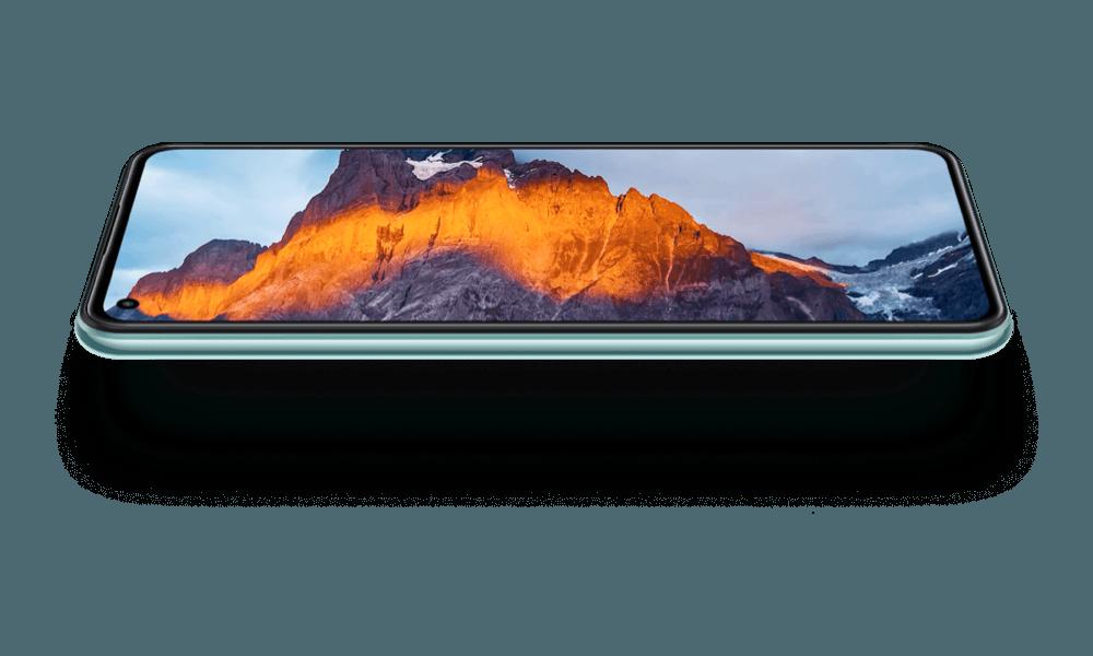Zaprojektowany, by dać Ci komfort Xiaomi Mi 11 Lite 5G