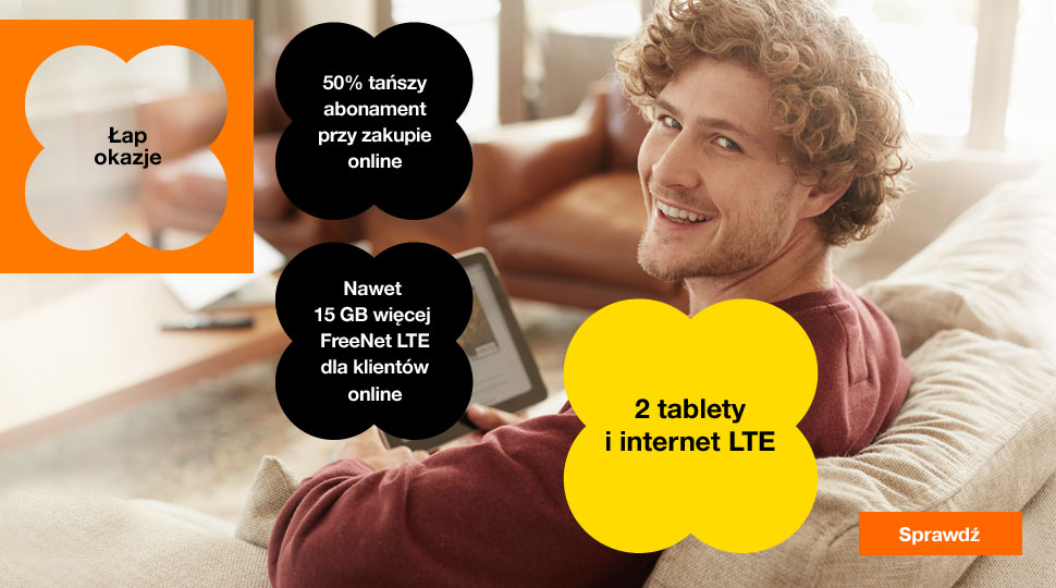 2 tablety i internet LTE