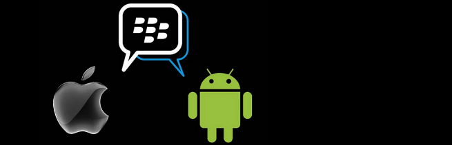 BlackBerry Messenger trafi na inne systemy