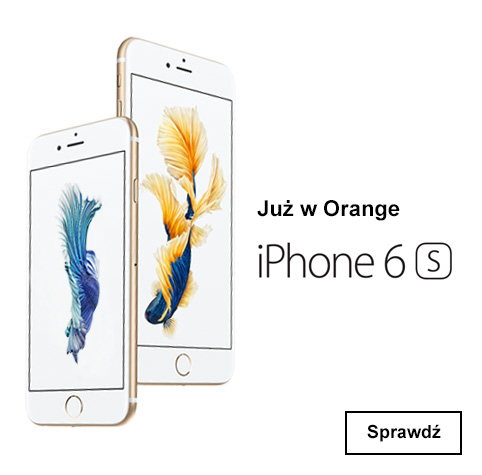 iPhone 6S już w Orange