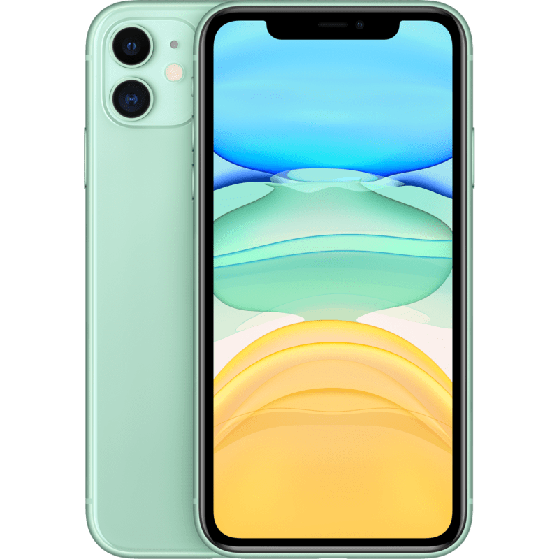 iPhone11 zielony