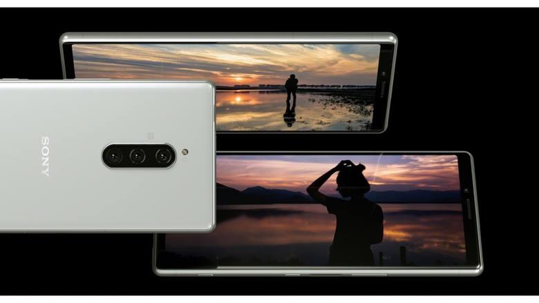 Sony Xperia 1 optyka